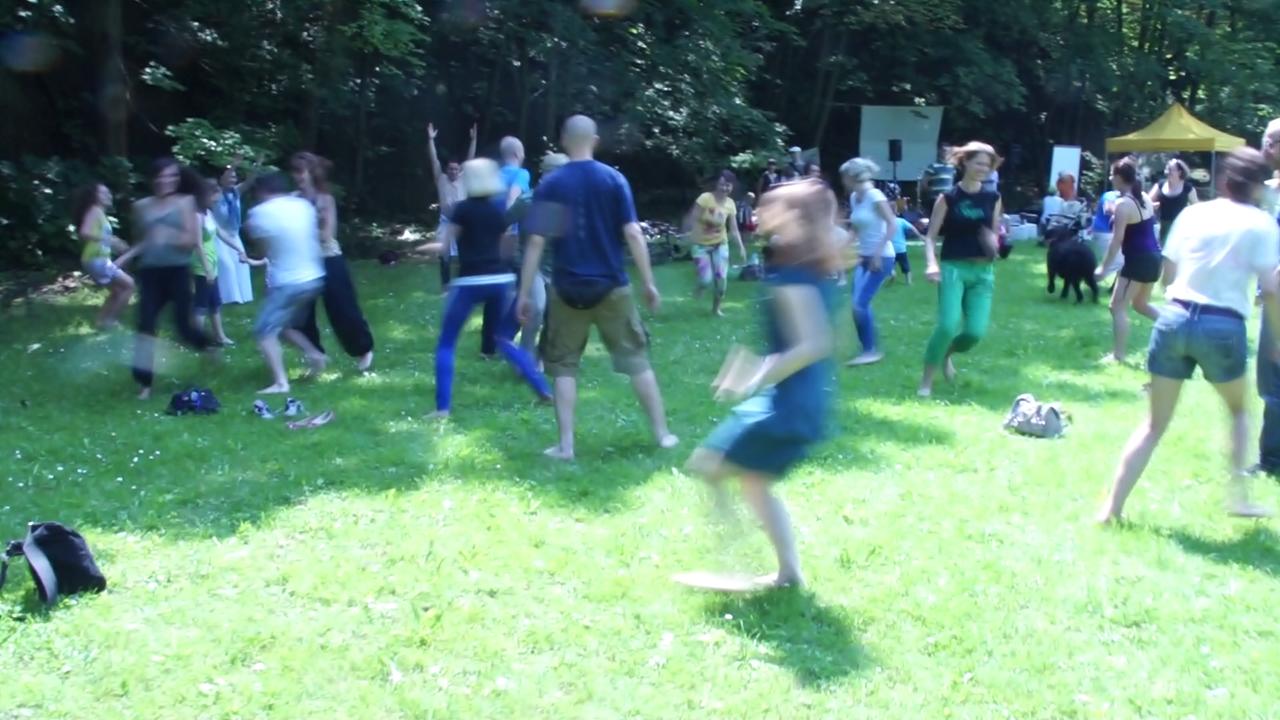 ParkuJeMyEko - joga smiechu 1