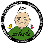 Pan Zielonka - Logo