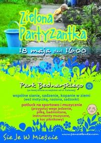 Zielona Partyzantka & Potluck