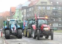 Protesty rolników - Polska 2014